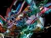 Exuberance 3D, Digital Print