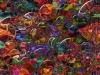 Tiina Moore - Bubble Exposion, Digital Print