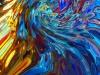 Tiina Moore - Swirling Phoenix, Digital Print