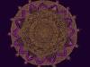 Tiina Moore - Golden Spirals & Pink