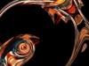 Tiina Moore - Rainbow Eaglet, Digital Print