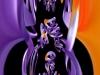 Elegant Purple, Digital Print