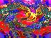 Tiina Moore - Orchid Fractals V3, Digital Print