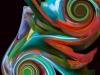 Tiina Moore - Chameleon, Digital Print
