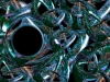 Tiina Moore - Tranquility Swirls, Digital Print
