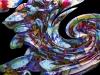 Tiina Moore - Fractal Outburst, Digital Print