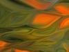 Tiina Moore - Orange Green, Digital Print