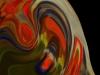 Tiina Moore - Vibrant Wave, Digital Print